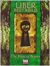 LIBER BESTARIUS d20 RPG D&D Monster Manual The Book of Beasts EDN7000 (New)