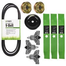 Blade Spindle Rebuild Kit Craftsman 46 Inch Deck 532143651 532159705 532129207