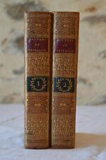Oeuvres de Crébillon - 2 Vol. - Maillard. 1797 - Figures par Peyron