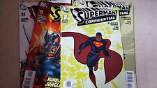 Superman Comic Lot confidential 1-14 VF-Nm bagged
