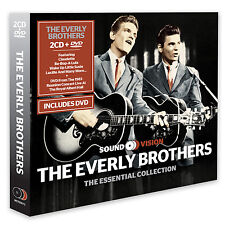 The Essential Collection 2cd DVD 0698458031228 The Everly Brothers