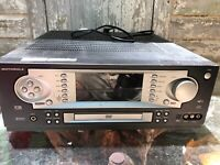 Motorola DCP501 5.1-Channel Home Theater Receiver 100W with DVD CD MP3 Player
