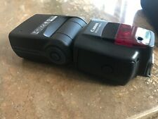 Canon Speedlite 580EX II Shoe Mount Flash - Canon
