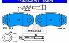 4x ATE Bremsbeläge hinten 13.0460-4859.2 - Mister Auto Autoteile