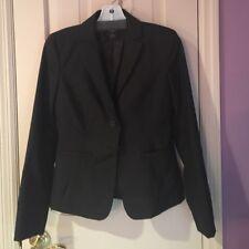 ANN TAYLOR Suit 3 Piece Blazer,Slacks,Skirt Brown Career Jacket Sz 0, Pants Sz 2