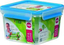 Emsa 6 Set Clip&Close 3D Perf Clean FISSAGGIO PRESA FRESCA frischhaltebox