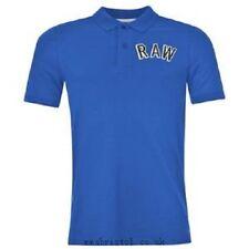 G Star Mezard Pecho Camisa Polo crudo Azul Talla M