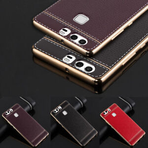 Phone Case For Huawei P9 Shockproof Soft TPU Rubber Silicone Bumper Cover UK