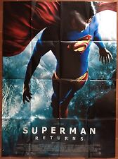 Affiche SUPERMAN RETURNS Bryan Singer BRANDON ROUTH Kevin Spacey 120x160cm *D