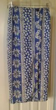 LA BELLE Wrap Sarong Skirt~Size 9-10 *New with Tags from Dillard's* Super Soft!