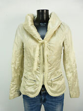 OUI MOMENTS JACKE GR 34 / GOLD TON & WINTERWARM   ( M 3086 )