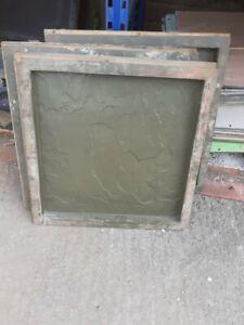 york  slab moulds  600mm x600mm  50 moulds