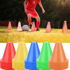 5Pcs/Lot Soccer Training Cone Cylinder Football Train Obstacles Roller Skatin_UK