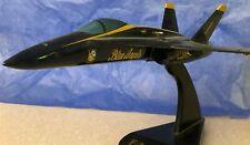 NAVY BLUE ANGELS F/A-18 HORNET