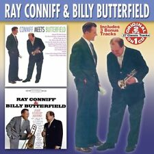 Ray Conniff / Billy Butterfield: Conniff Meets Butterfield / Just Kiddin' NEW CD