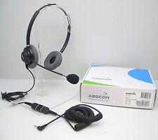 ADD330-06 Headset for Cisco SPA303 504 508 921 922 941 942 & Polycom 320 330 331