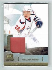 10-11 UD The Cup  Alexander Semin  1/10  First Card  Gold Spectrum  Patch