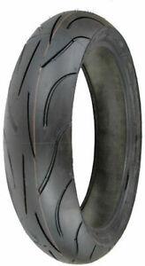 New Michelin Pilot Power Rear Tire 180/55 ZR-17 67624 180/55ZR17 0302-0032 Rear