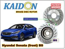 "Hyundai Sonata disc rotor KAIDON (front) type ""RS"" / ""BS"" spec"