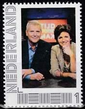 Persoonlijke zegel 60 Jaar TV MNH 06: Tijd voor Max / Niessen en van Os