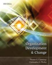 Organization Development & Change 10e By Christopher Worley,Thomas Cummings 10th