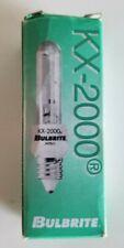 Bulbrite 473061 Pack of (1) 60 Watt Frost T3 Shaped Candelabra (E12) Base Xenon