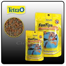 Tablet Goldfish TROPICAL FOOD pellet WAFER brineshrimp Aquarium FISH TANK TREAT