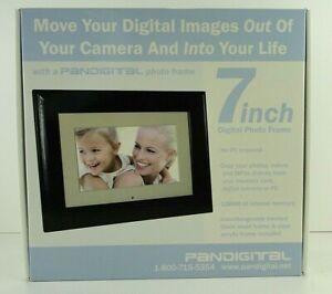 Pandigital 7 Inch Digital Photo Frame DPF70-1