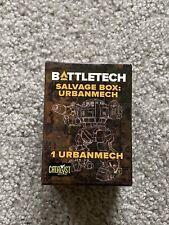 Battletech Clan Invasion Urbanmech Salvage Box Set Catalyst Game Labs CGL