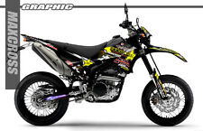 YAMAHA WR250R WR250X ALL YEARS MAXCROSS GRAPHICS KIT DECALS STICKERS FULL KIT02