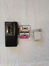 Sony M-425 Micro-cassette Recorder