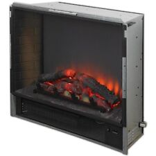 """Outdoor Great Room GBI-34 - 34"""" Gallery Electric LED Built-In Fireplace"""