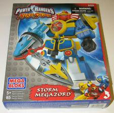 Power Ranger Mega Bloks MEGAZORD Ninja Storm HURRICANGER Super Sentai Lego 5721