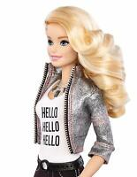 Hello Barbie Wifi Speech Recognition Conversation Doll,NEW, NRFB! Chat w/Barbie