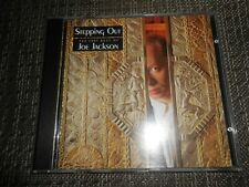 Stepping Out The Very Best Of Joe Jackson (CD 1990 A&M/BMG Canada)