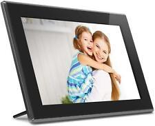 "NEW Aluratek 15.6"" WiFi Digital Photo Frame Touchscreen LCD Display 16GB Memory"