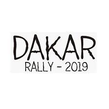 Dakar Rally 2019-Car,Buggy,Dirtbike,Motorbike,Motorcycle,Truck,Van,Vehicle,Sign