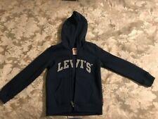 Children's Clothing - Levi's Long Sleeve Jacket, Boys Size 4/4T, Navy