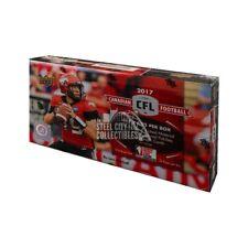 2017 Upper Deck CFL Football Hobby Box