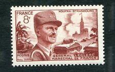 Timbre FRANCE neuf B* YT n° 942 - Maréchal LECLERC - 1953