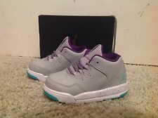 TODDLER AIR JORDAN FLIGHT ORIGIN 2 BT SIZE 9C MULTI-COLOR