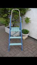 VINTAGE WOODEN STEP LADDERS PAINTED Garden Plants collect options