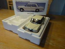 Autoart Mercedes-Benz 220 D /8  W115  weiß   NEU + OVP   1:18     Rarität