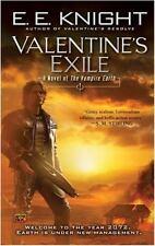Vampire Earth: Valentine's Exile 5 by E. E. Knight (2007, Paperback)