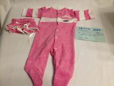 Cabbage Patch Kids Tommee Tippee 1989 One Piece Newborn Clothes with Cap!