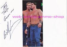 BILLY GUNN SMOKING GUNNS - WWF WWE WCW SIGNED IN PERSON AUTOGRAMM AUTOGRAPH 1997