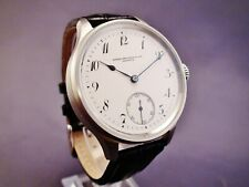 Patek Philippe & Co. Stainless Steel Watch. Chronometer Movement.