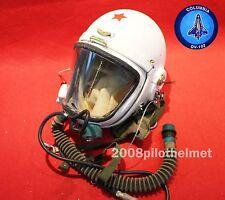 Flight Helmet High Altitude Astronaut Space Pilots Pressured SIZE:58# 0722211