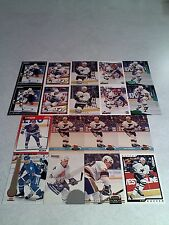 *****Bob Bassen*****  Lot of 100 cards   30 DIFFERENT / Hockey