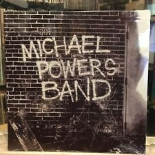 [ROCK/POP]~SEALED LP~EP~MICHAEL POWERS BAND~Self Titled~[OG 1989~SMOOTH~Issue]